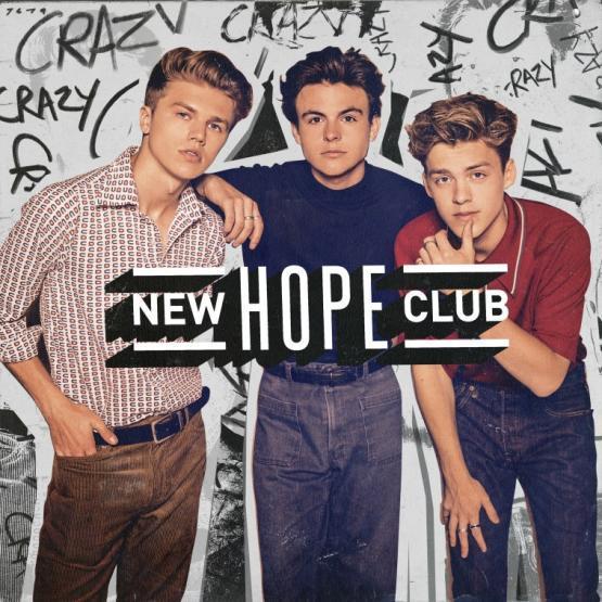 New Hope Club Crazy Stream