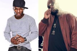 50 Cent's 'in Da Club' Lawsuit Against Rick Ross Dismissed