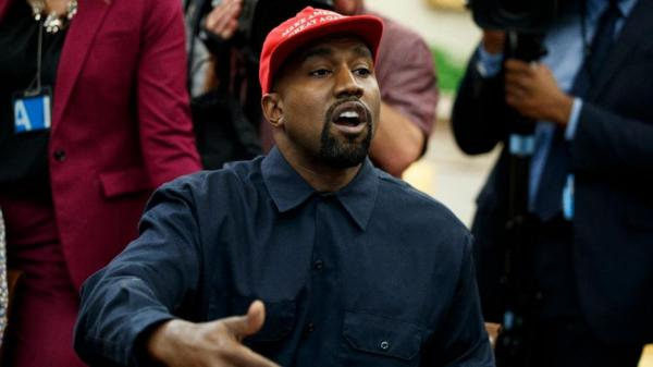 Kanye West Designs Shirts Urging Black Exit