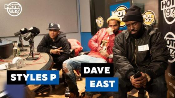 Stream Dave East & Styles P Funk Flex Freestyle