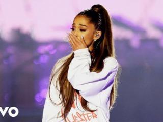 Ariana Grande Breathin Video