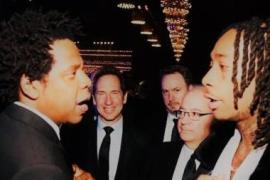 Wiz Khalifa Teases Stream with JAY-Z