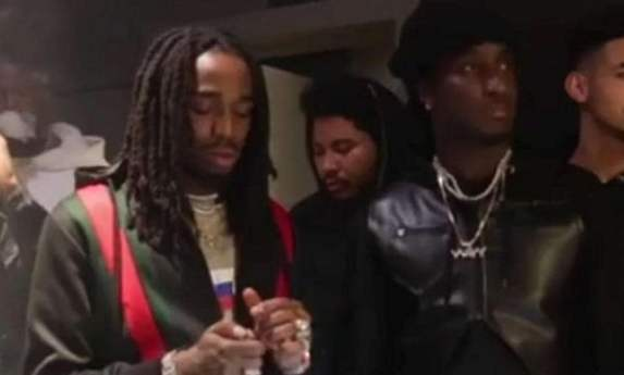 K Camp Previews New Song With Quavo