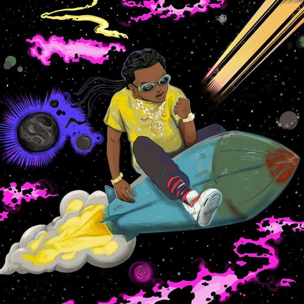 Stream Takeoff The Last Rocket Album