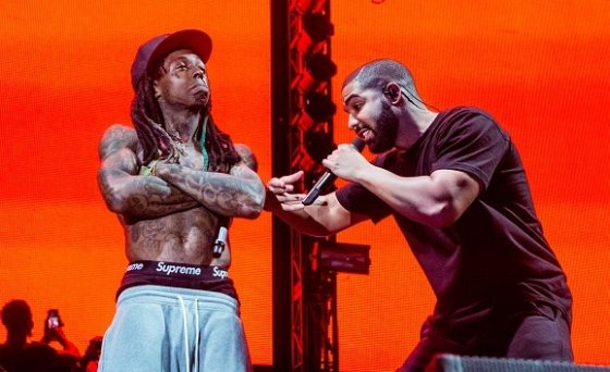 Drake & Lil Wayne Planning 'WOLF SZN' Project