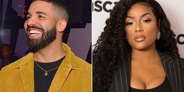 Drake & Stefflon Don Spark Dating Rumors