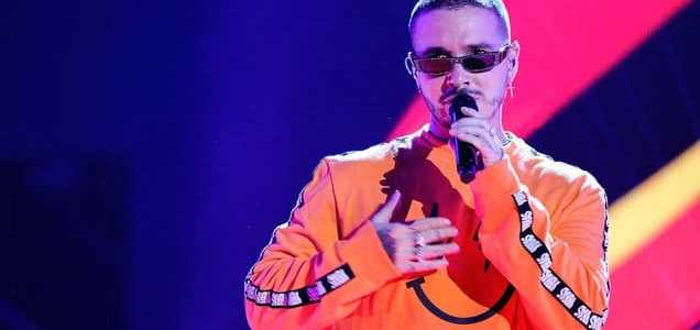 NEW MUSIC: J Balvin – Reggaeton