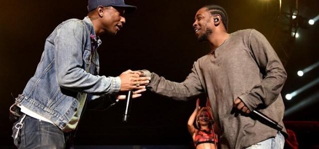 "Kendrick Lamar & Pharrell Are Dropping ""The Mantra"" Tonight"