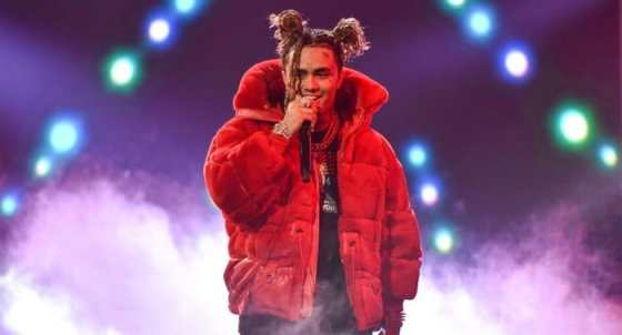 Lil Pump Concert Ends After Tear Gas Attack
