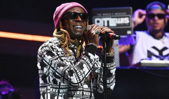 Watch Lil Wayne SNL Performance With Halsey And Swizz Beatz Video