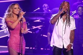 Mariah Carey Perform 'The Distance' On 'Tonight Show'