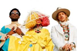 "NEW MUSIC: LSD (Labrinth, Sia, Diplo) – ""Mountains"""