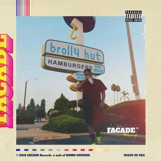 Stream Domo Genesis Facade Records Album