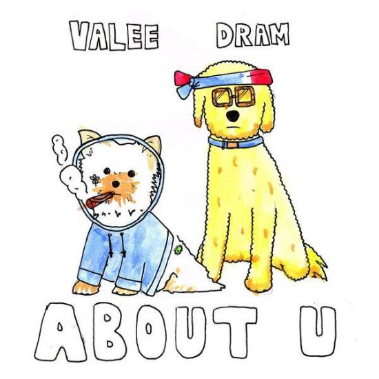 Stream Valee Ft DRAM About U