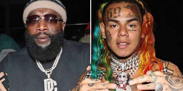 Rick Ross Offers Ruthless Take On 6ix9ine's Imprisonment