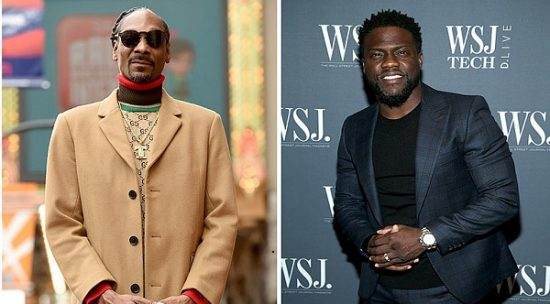 Snoop Dogg Defends Kevin Hart After Oscar Controversy