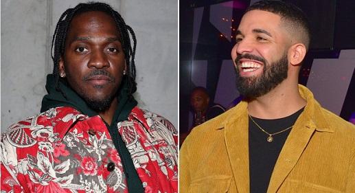 Pusha T On Drake Beef