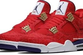 """""""FIBA"""" Air Jordan 4 Rumored For Release In July"""
