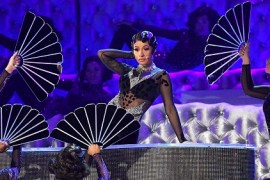 "Cardi B Performs ""Money"" At The 2019 Grammys"