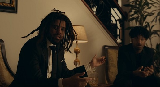 VIDEO: 21 Savage – a lot ft. J. Cole