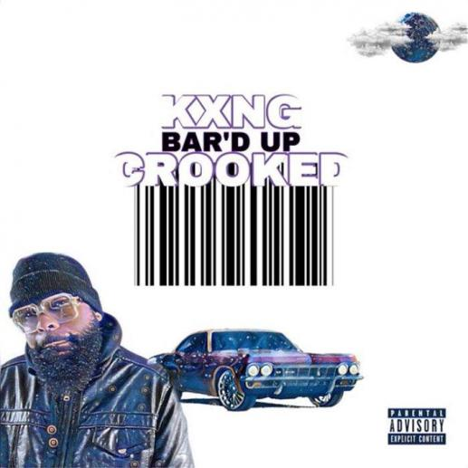 """Stream Kxng Crooked's new Freestyle """"Bar'd Up."""""""