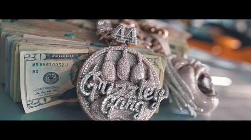 Stream Tee Grizzley God First