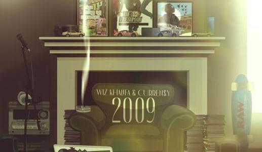 Wiz Khalifa & Curren$y Drop Off '2009' Joint Album