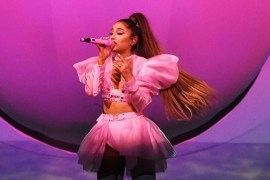"""Ariana Grande Performs """"She Got Her Own"""": Watch"""