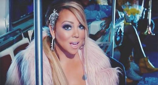 Watch Mariah Carey's 'A No No' Video