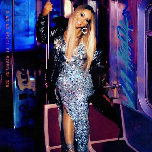 "Stream Mariah Carey & Stefflon Don ""A No No"" Remix"