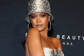 Rihanna Releases Secret Fenty Fantasia 'Angel' Album