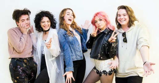 Watch Hey Violet 'Better By Mysel' Music Video