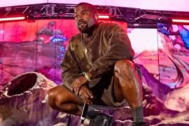 Stream Kanye West's Coachella Sunday Service Live