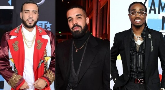 Stream French Montana feat. Drake & Quavo No Stylist (Remix)