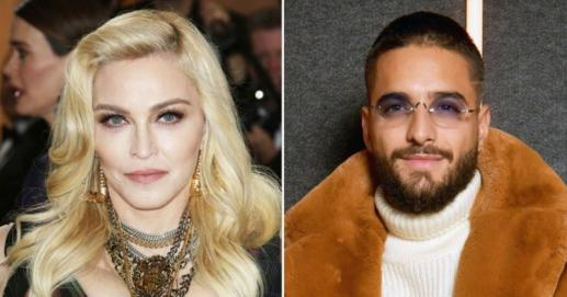 "Madonna Grabs Maluma For New Song ""Medellin"" — Listen"
