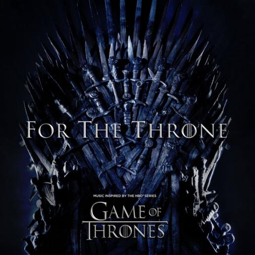 Stream Game of Thrones Soundtrack 'For the Throne'