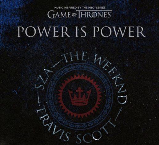Stream SZA, The Weeknd & Travis Scott's 'Power Is Power'