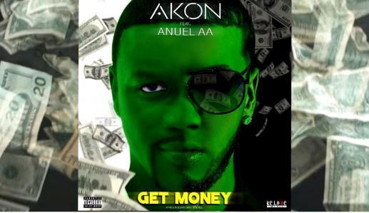 "Stream Akon & Anuel AA New Single ""Get Money"""