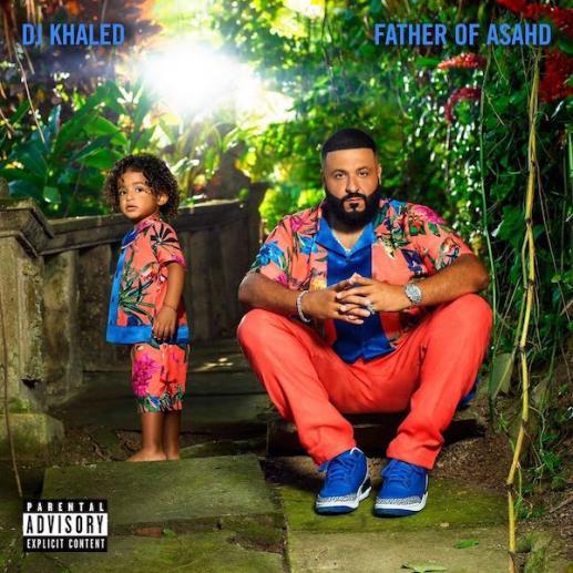 Stream DJ Khaled's 'Father Of Asahd' Album