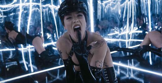 "Watch Halsey ""Nightmare"" Music Video"