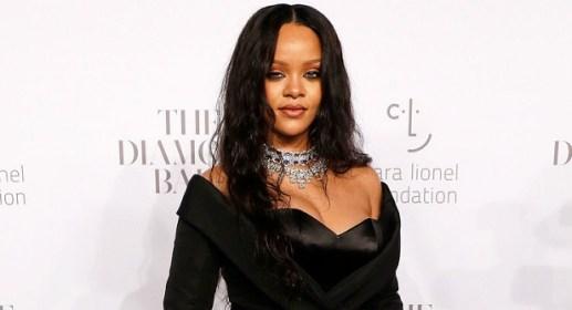 Rihanna Talks Fenty Fashion Brand, Reggae Album, & Drake