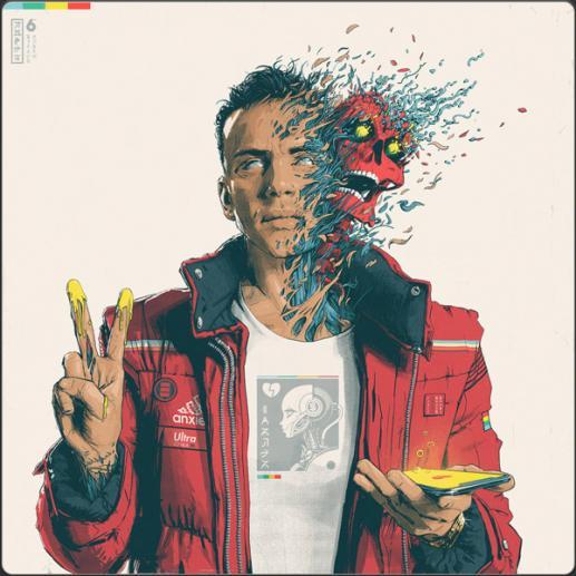Stream Logic's Confessions Of A Dangerous Mind Album