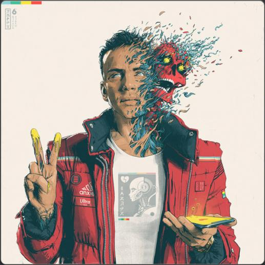 Stream Logic's Confessions Of A Dangerous Mind Album