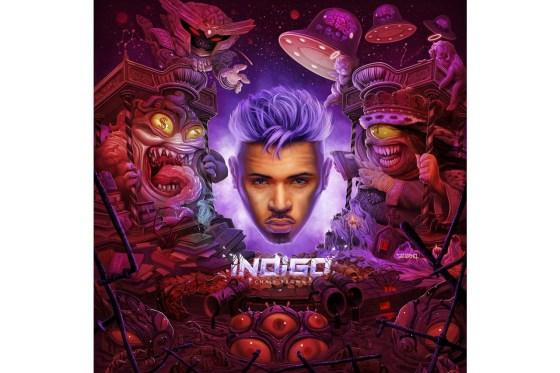 Stream Chris Brown's New Album 'Indigo'