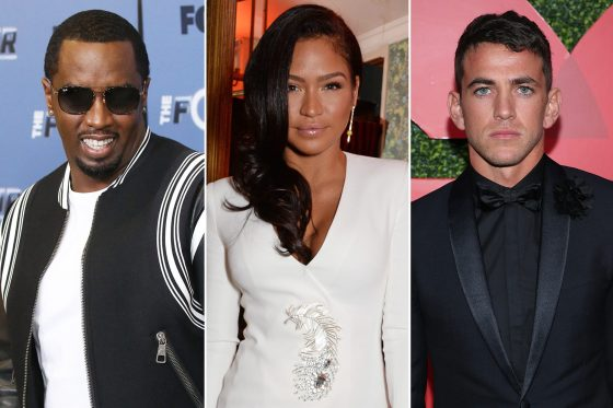 Diddy Congratulates Ex-Girlfriend Cassie on Pregnancy News