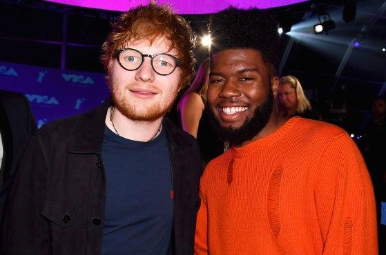 """Stream Ed Sheeran & Khalid New Song """"Beautiful People"""""""