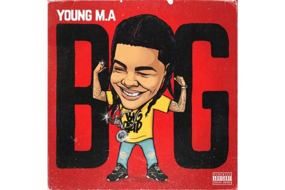 Stream Young M.A New Song 'BIG'