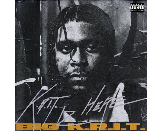 Big K.R.I.T. Delivers New Album, 'K.R.I.T. Iz Here'