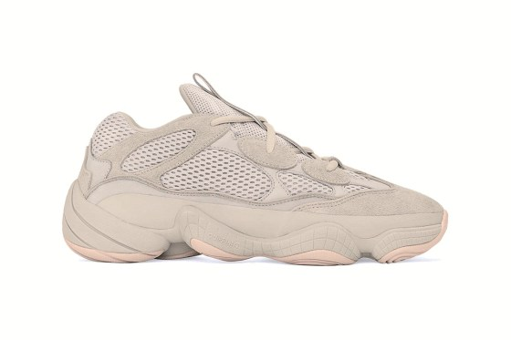 """Adidas Yeezy 500 """"Stone"""" Releasing This Fall"""