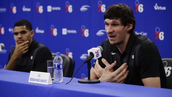 Boban Marjanovic Agrees to 2-Year, $7M Deal with Dallas Mavericks